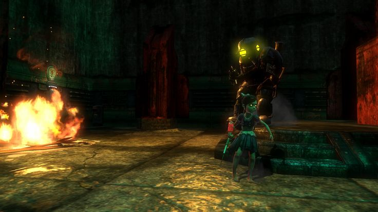 BioShock 2 Video Game Images
