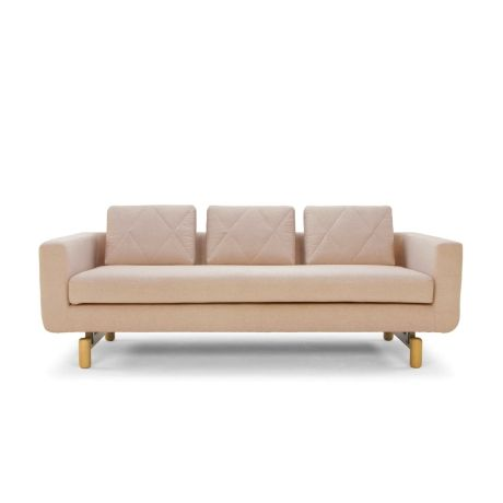 Impart a sense of classic mid-century charm into your modern living room  with the