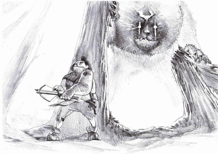 danger hunter