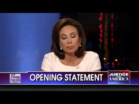 Obama Benghazi investigation-Judge Jeanine: Why punishment must be swift...