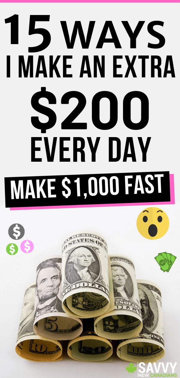 15 Easy Ways To Make $1,000 Within A Week When You Need Cash Fast? – Brenda Wollenburg Schwartz