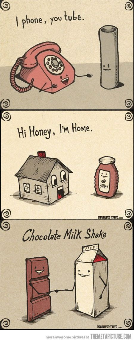funny puns honey home