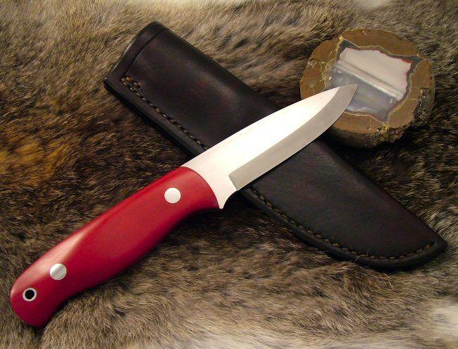 Bushcraft knives and metals.