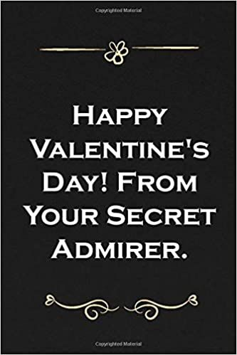 Amazon.com: Happy Valentine's Day! From Your Secret ...