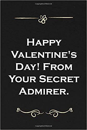 Amazon.com: Happy Valentine's Day! From Your Secret ...