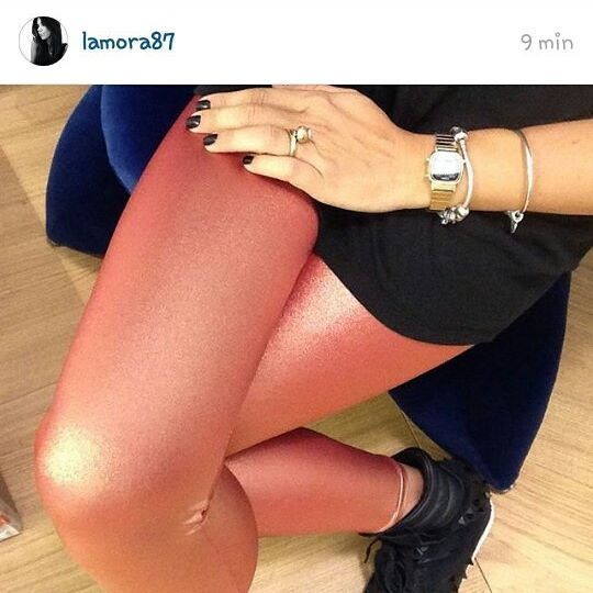 #repost from @lamora87  Coming soon #ilovebikini leggins #lurex  #lurexmania #thisfall #news #madeinitaly #newcollection