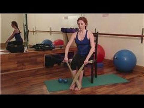 Exercise for Seniors : Back Strengthening Exercises That You Can Do in a Chair - YouTube