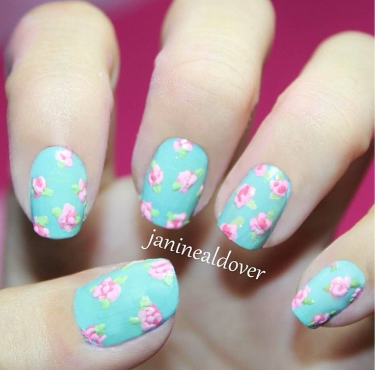 17 Best Images About Spring Break Nails On Pinterest