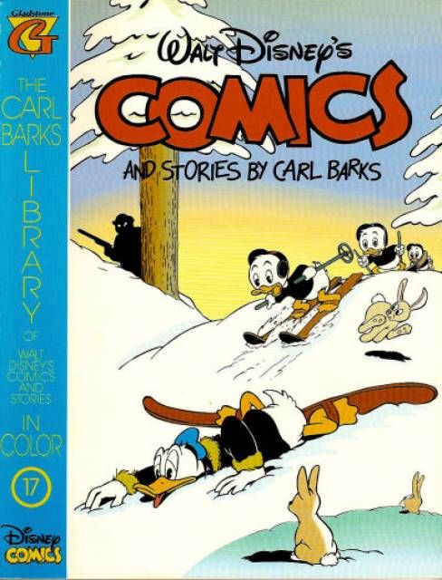 Carl Barks Library of Walt Disney's Comics and Stories in Color #17 (Issue)