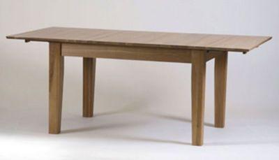 Pippy Oak Furniture - Tavolo allungabile-Pippy Oak Furniture