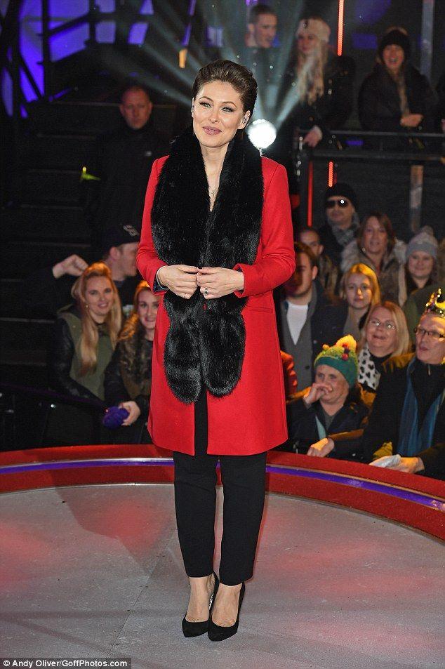 Emma Willis unveils Celebrity Big Brother UK vs USA eye
