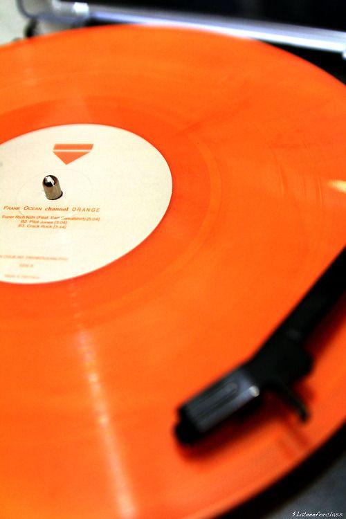 Orange | Arancio | Oranje | オレンジ | Colour | Texture | Style | Form |  frank ocean channel - ORANGE
