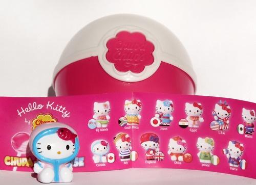 Chupa Chups and Hello Kitty