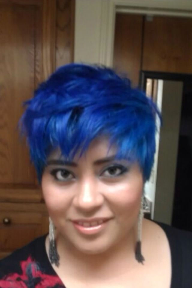 31 Best Crazy Haircolors Images On Pinterest Hairstyles