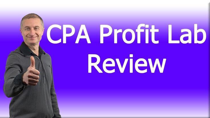 cpa profit lab review https://youtu.be/aXL3jb--Tdg