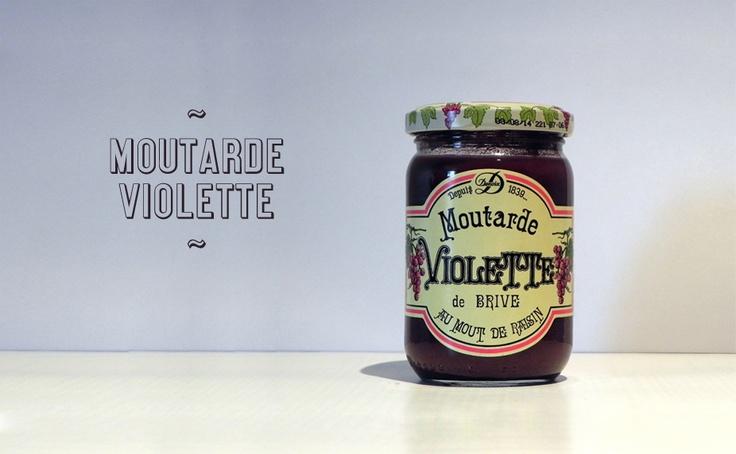 Famous Moutarde Violette