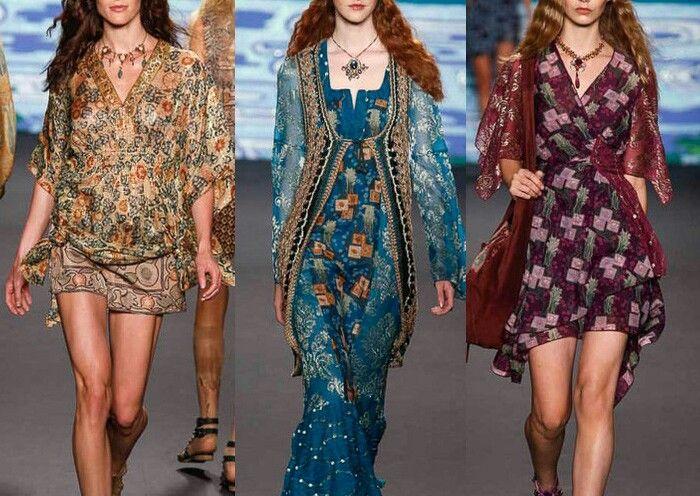 Spring fashion trend 2014