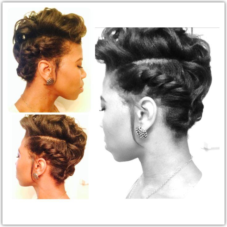 Black Women Short Hair Styles | Helpful Tips #blackhair #relaxedhair #protectivestyles