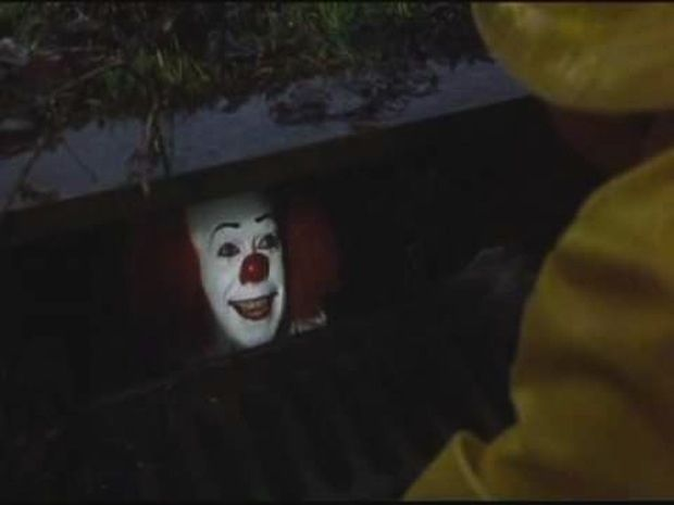 When You See It Scary Clown: 153 Best Images About CLOWNS On Pinterest