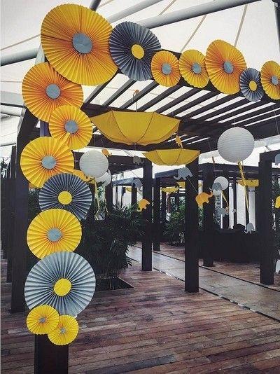 Add Gota To Your Wedding Decoration-Shaadimagic