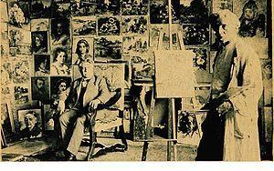 Juan Francisco González - 1917 - Chile- my greatgranpa