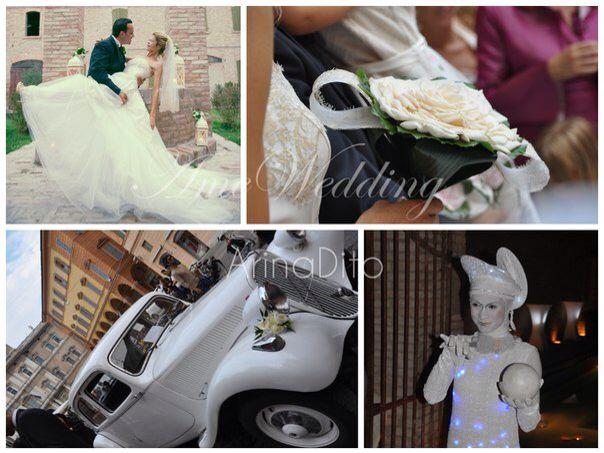 Wedding Day in Italy AMEWEDDING