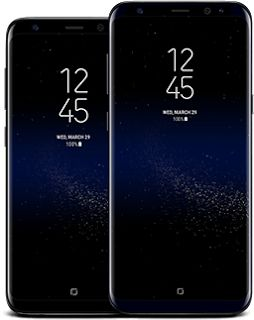 SAMSUNG announces Galaxy S8 and Galaxy S8 smartphones with Bixby Iris Scanner and Infinity Display - Price Availability Specifications Video. #Android #Google @GoogleEden  #GoogleEden
