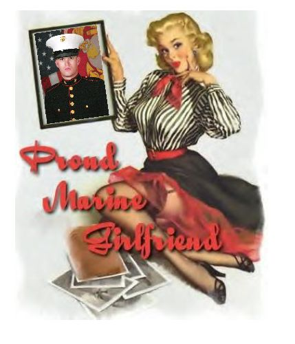 Marine Girlfriend Graphics | Proud Marine Girlfriend Graphics Code | Proud Marine Girlfriend ...