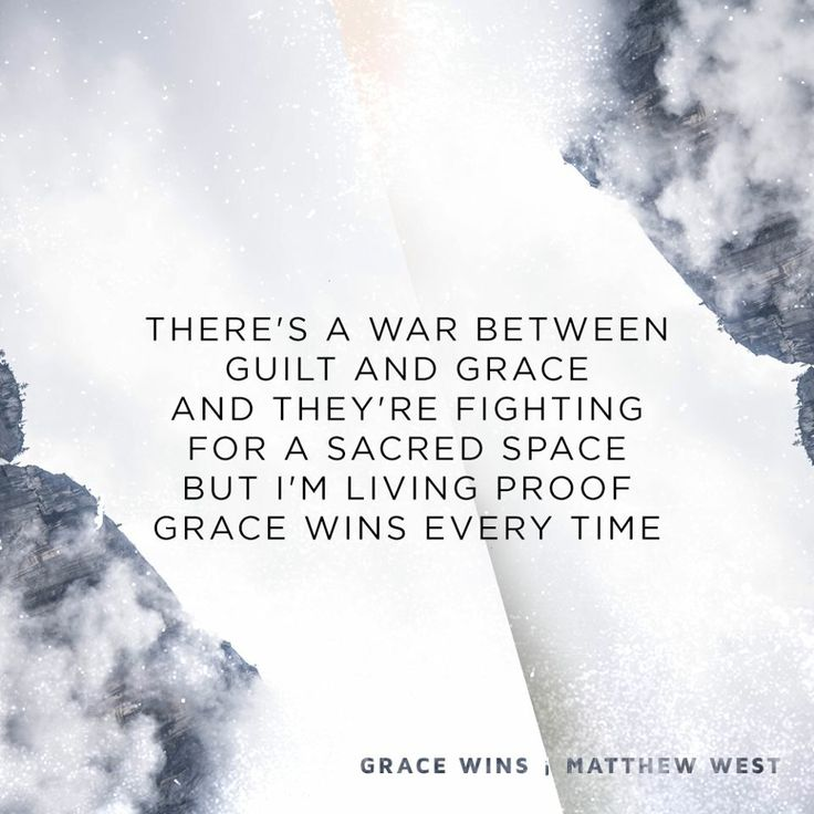 Grace Wins - Matthew West
