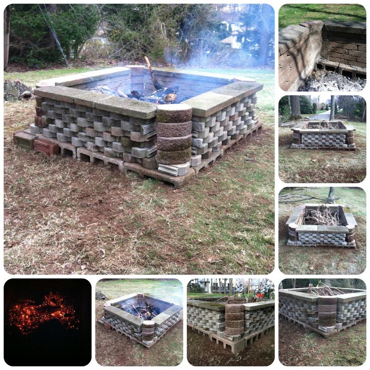 Fire Pit DIY - quick, easy, and informative!