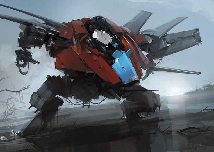 uCrazy.ru - Источник Хорошего Настроения | Полная картинка > 1325156955_81_900x640_5370_ruddy_2d_sci_fi_mech_duck_ruddy_picture_image_digital_art.jpg