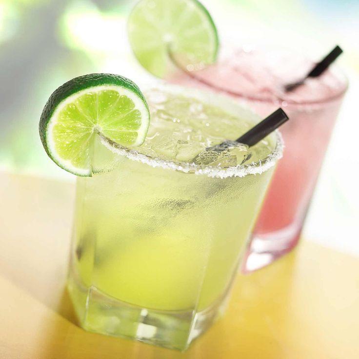 Découvrez la recette Cocktail margherita sur cuisineactuelle.fr.