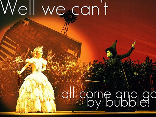 "This was probably one of your favorite lines from the show. | 31 Signs You're Obsessed With ""Wicked"""