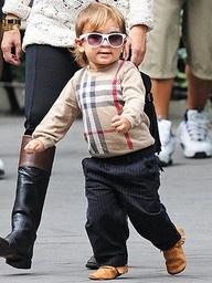 Mason & Burberry: Cutest Baby, Mason Style, Mason Disick Style, Baby Boys, Baby Style, Style Icons, Mason Kardashian, Kids Clothing, Baby Fashion