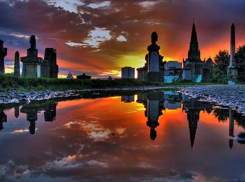 Glasgow, Scotland by Duncan McLaren