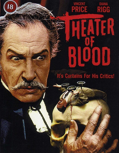 The brilliant Vincent Price, doing what he does best.  My favorite VP movie! - John Hill