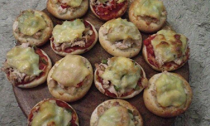Gyors pizza, csodás finomság villámgyorsan! A legkönnyebb recept!