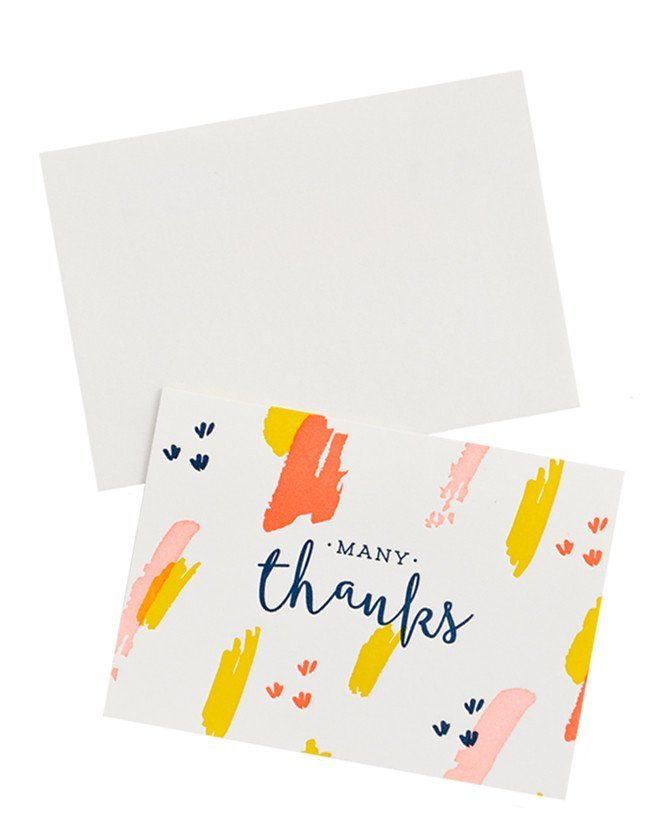 Best 25+ Thank you card design ideas on Pinterest Watercolor - business thank you card template
