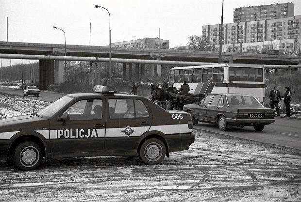 trasa W-Z źródło; Gazeta Wyborcza