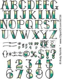 15 must see number tattoo fonts pins number fonts font styles and fonts