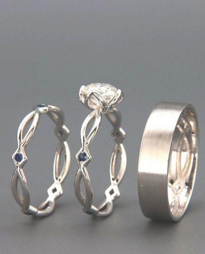 Pin On Argollas Wedding Rings