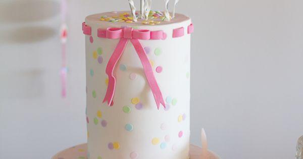 Confetti & Balloons Birthday Cake by Blissfully Sweet   cakes for girls   Pinterest   Balloon Birthday Cakes, Confetti Balloons and Balloon Birthday