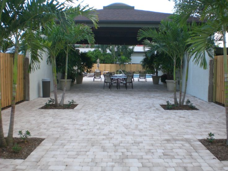 Townhouse Community Pool Renovation - Complete
