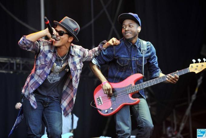 Main Square Festival 2011 - Bruno Mars