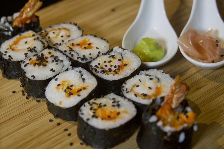el mejor sushi hecho en casa