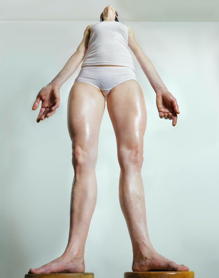 Fisheye Perspectives of the Body by Roger Weiss. http://illusion.scene360.com/art/81818/roger-weiss/ #photography