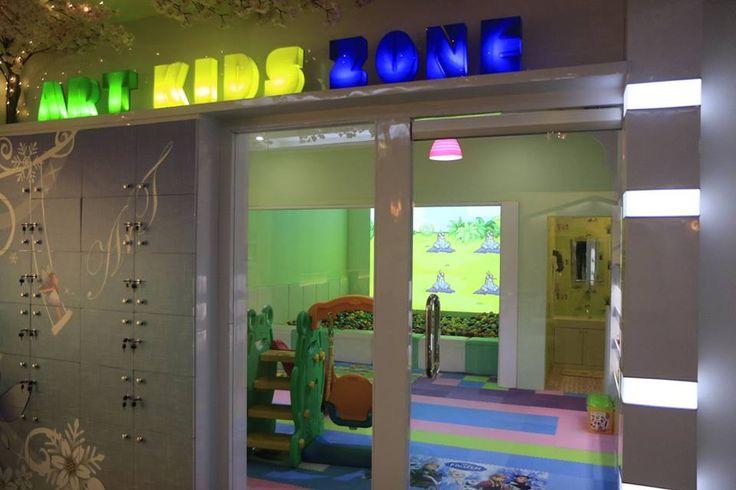 Art Kids Zone Art Cafe & Restaurant