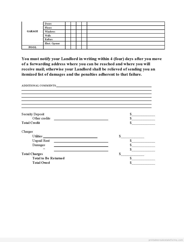 998 best Real Estate Forms images on Pinterest Free printable - financial declaration form