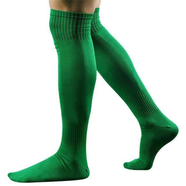 Professional Soccer Socks Knee Football Socks Men Breathable Absorbent