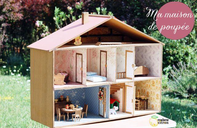 La maison de poupée de Madame Citron